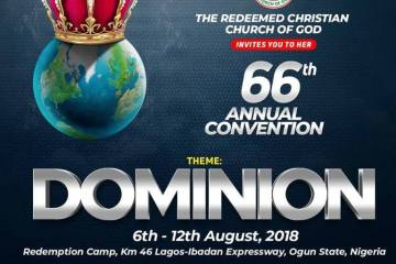 Live Stream RCCG 66th Annual Convention 2018