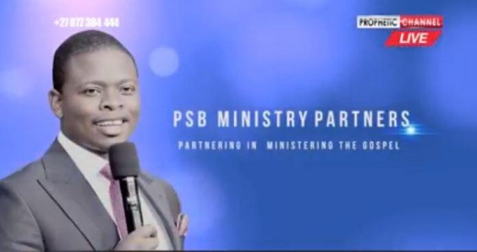Pastor Bushiri Major 1