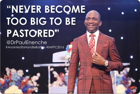 Seed Of Destiny 6th August 2018 By Dr Paul Eneche