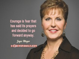 Word for today Joyce Meyer