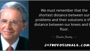 charles stanley devotional