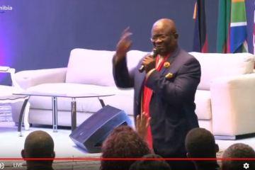Alleluia Ministries Namibia