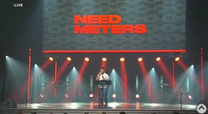 Pastor Steven Furtick