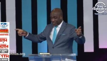 Hour Of Salvation August 2018