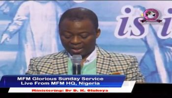 Deliverance from The 7 'S' By Pastor D K Olukoya (PMCH June