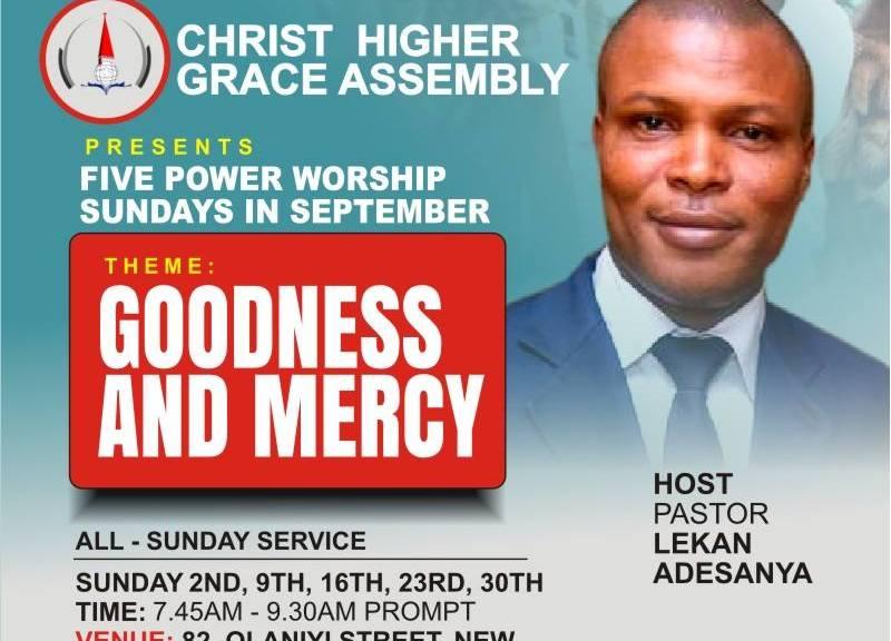 Christ Higher Grace Assembly (AKA House of Higher Grace)
