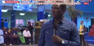 Christ Mercyland Live Stream Prophet Jeremiah 247devotionals.com
