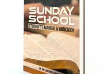 Lesson 4 STUDENT Manual RCCG Sunday School 2018