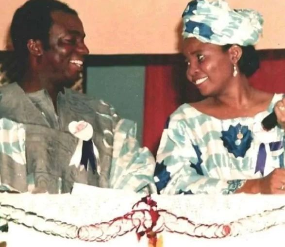The bond shared between Bishop David Oyedepo and his wife grows stronger with age