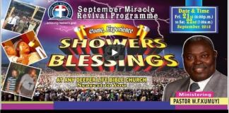 W.F Kumuy DCLM Live Monthly Revival Programme September Edition 247devotionals.com