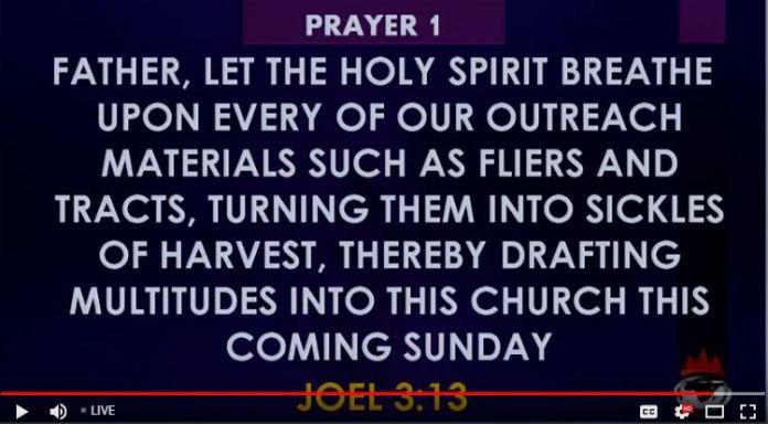 Winners Covenant Hour Of Prayer 247devotionals.com