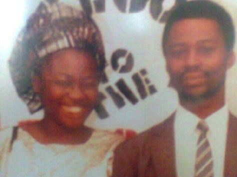 Dr Olukoya Throwback picture