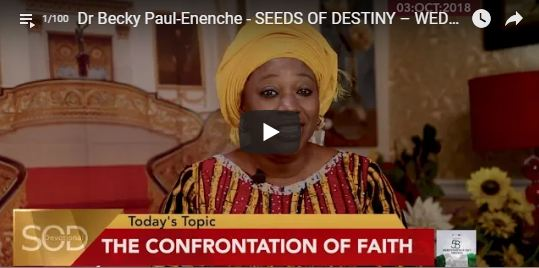 Dunamis Seed of Destiny October 2018