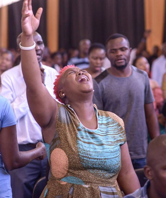 ECG Church Deliverance 247devotionals.com