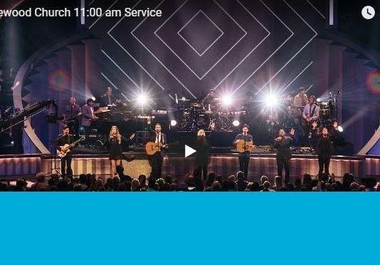 Live Stream Lakewood Church 11 am Service 247devotionals.com