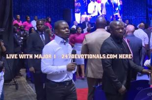 Prophetic Voice 247devotionals.com Shephard Bushiri