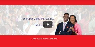 Daystar Online Sunday Service 25 November today