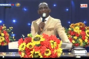 Dr Paul Enenche Live Sunday Service DUNAMIS ABUJA