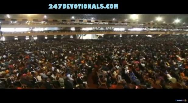 Inside Seatter Of Glory Dome Dunamis Church Abuja