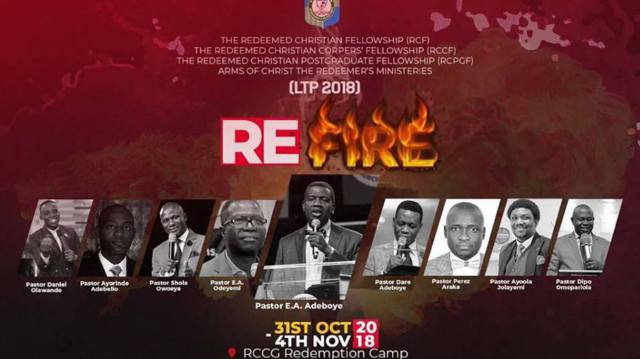 RCCG RCF CONVENTION 2018 247devotionals.com