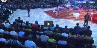 Stream Live Winners Church Sunday Prophetic Service 4th November 2018