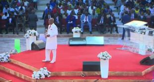 Winners Church Hossana Service November 25 2018 David Oyedepo
