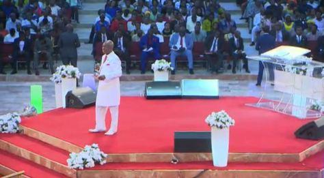 Winners Church Hossana Service November 25 2018 David Oyedepo