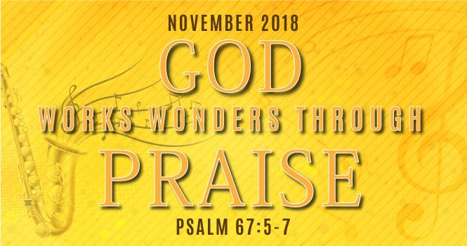 Winners Church PROPHETIC FOCUS FOR NOVEMBER 2018