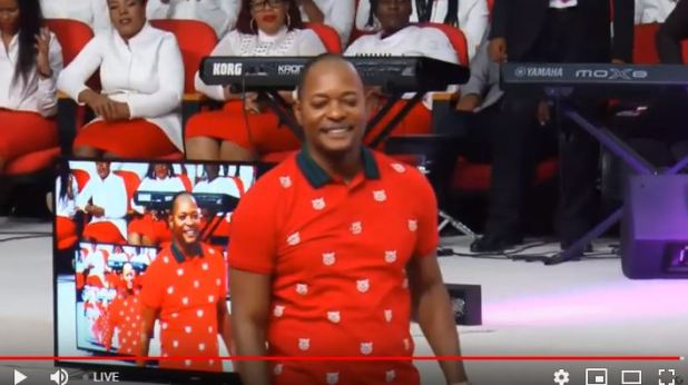 Pastor Alph LUKAU Dec 4th 2018 AMI Holy Ghost Service LIVESTREAM
