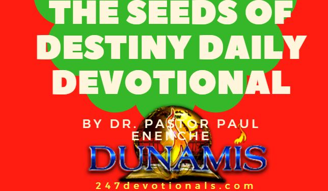 SEEDS OF DESTINY