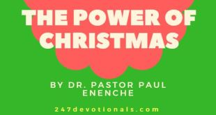 THE SEEDS OF DESTINY DAILY DEVOTIONAL