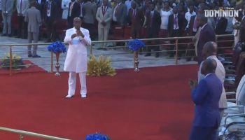 Winners Church Sunday Sunday Service Oyedepo