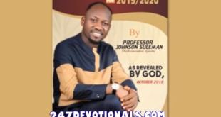Apostle Johnson Suleman prophecies for 2019