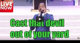 Pastor Alph LUKAU LIVE Teaching
