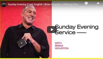 Brian Houston Hillsong Church Online