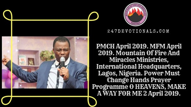 PMCH April 2019