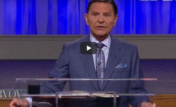 Kenneth Copeland BVOV
