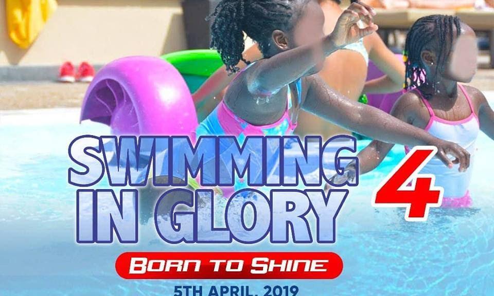 Swimming In Glory