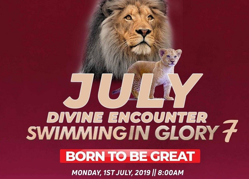 Live Stream RCCG July 2019 Holy Ghost Service Swimming in Glory 7