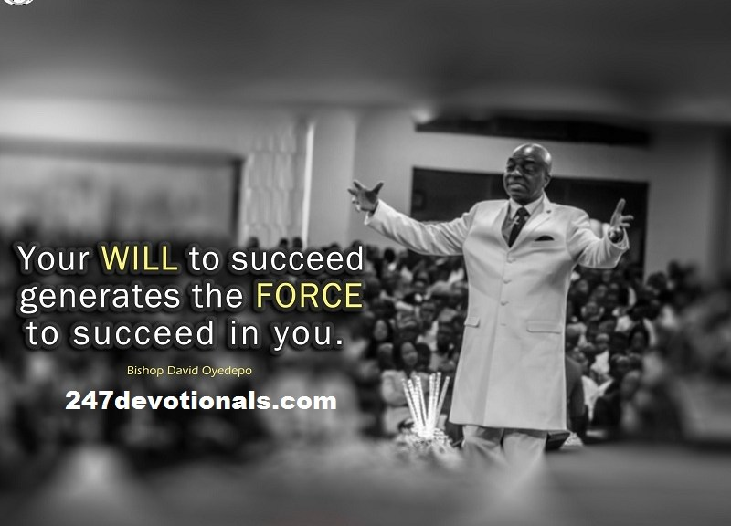David Oyedepo Daily Declaration