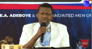 PASTOR E.A ADEBOYE SERMON - THE WONDERS OF HEAVEN 16/08/2020