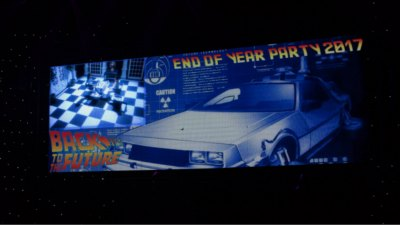 Back to the Future bedrijfsfeest organiseren