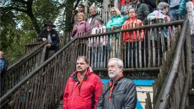 Jubileumfeest in dierenpark Amersfoort