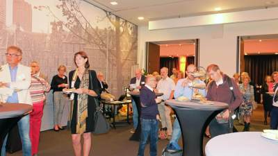 Politieke ontbijtbijeenkomst 2018, Nieuwspoort Den Haag