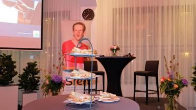 Politieke ontbijtbijeenkomst - Nieuwspoort Den Haag