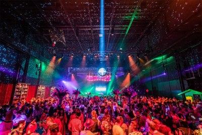 Central Studios in Utrecht - Personeelsfeest