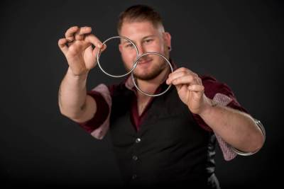Goochelaar huren - Tim Horsting - Close-up magic shows
