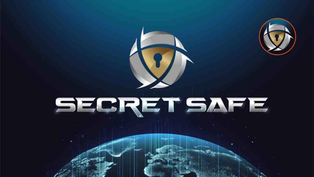 Secret Safe Virtuele teambuilding activiteit logo