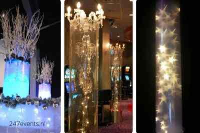 Kerstfeest zakelijk evenement of personeelsfeest met winter thema Christmas Fairy tale galerij afbeelding 6