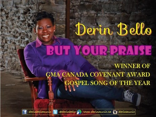 #GospelVibes : But Your Praise – Derin Bello || Free Download